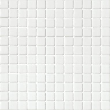 Gresite Antideslizante blanco niebla 3100 para piscinas, duchas, baños