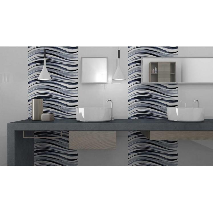 Azulejo Artic 33x55 blanco mate para cocinas y baños