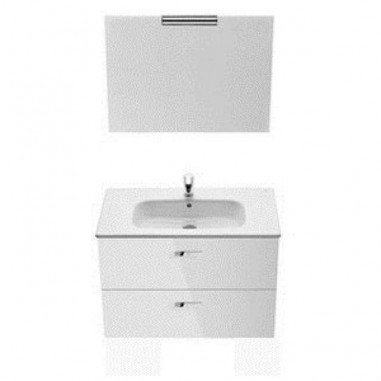 Mueble Victoria basic pack unik 800 blanco