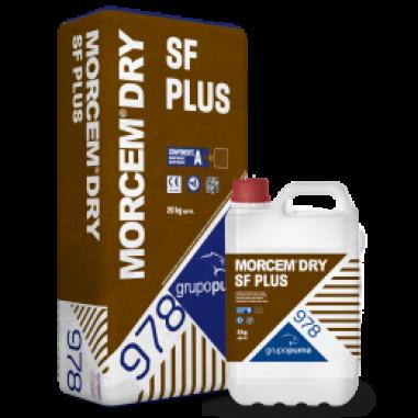 Morcem Dry SF Plus mortero impermeabilizante