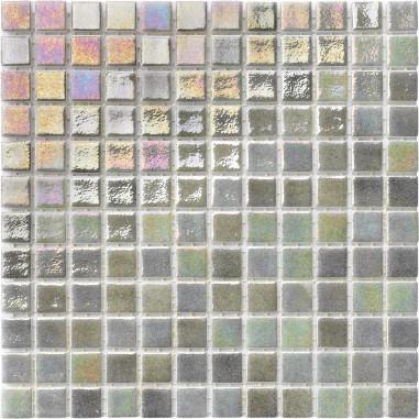 Mosaico niebla Iris Steel 2,5x2,5 Ref. 3851